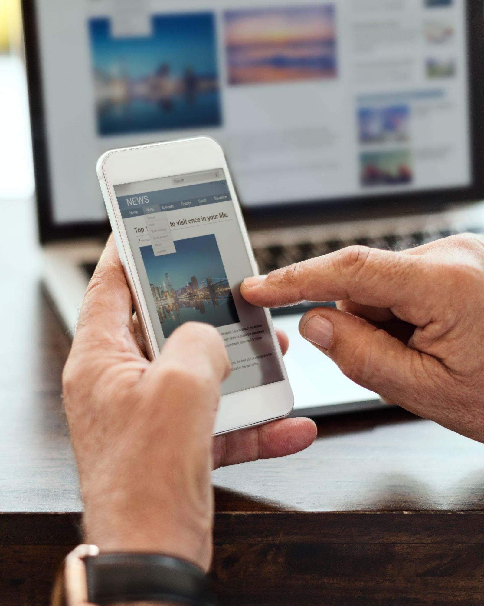 Dicas essenciais para ter um website de sucesso